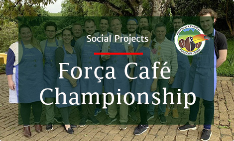 We are helping to empower Smallholder Farmers in Brazil by taking part in the Força Café Championship. Find out, what Força Café Championship is about and how you can support participating farmer families.