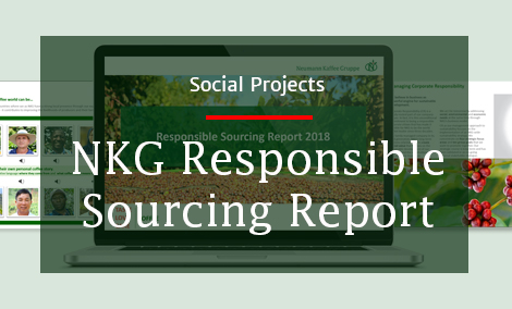 "Under the title of ""Responsible Sourcing Report"", Neumann Kaffee Gruppe (NKG) – the world's leading green coffee service group – has proudly launched its first public and digital Corporate Responsibility (CR) Report…"